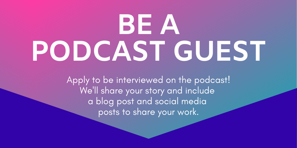 Be A Podcast Guest