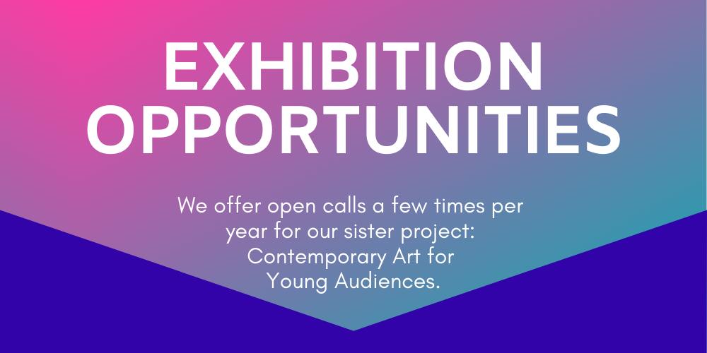 Exhibition Opportunities
